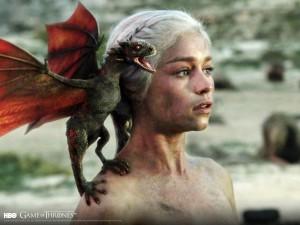Daenerys-Game of Thrones