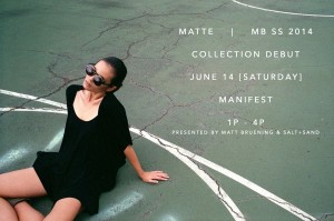Matte collection (4)