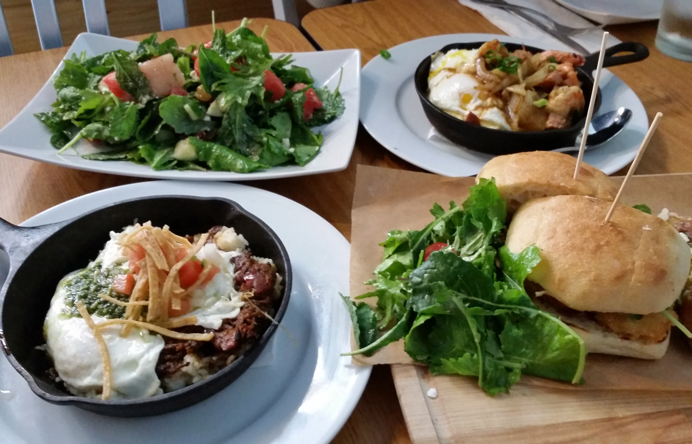 Something new: Scratch Kitchen & Bakeshop | Frolic Hawaii