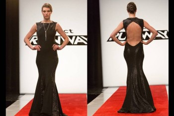 Zamora's body con red carpet look