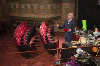 Tim in theatre