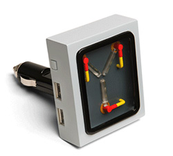 Flux Capacitor Charger