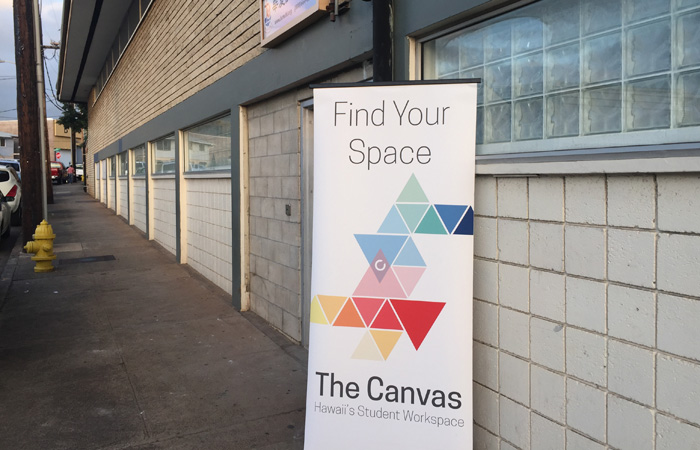 The Canvas More Than Just A Coworking Space Frolic Hawaii