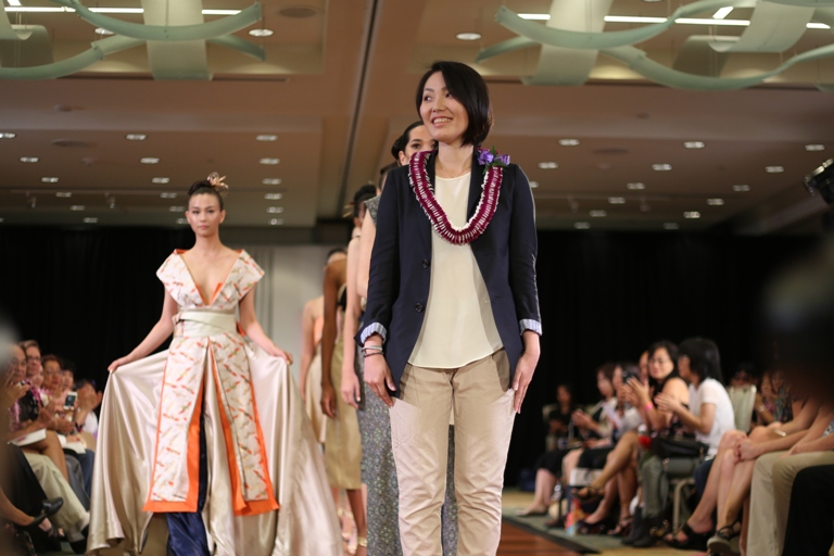 Uh Manoa Fashion Show