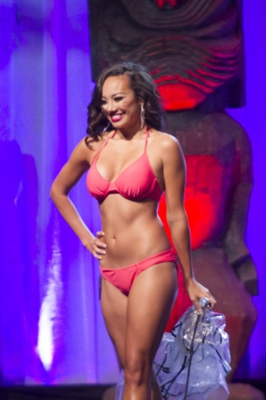 Lifestyle & Fitness Competition - 2015 Miss Hawaii Pageant - ©2015 Paul Hayashi Photography - All Rights Reserved.