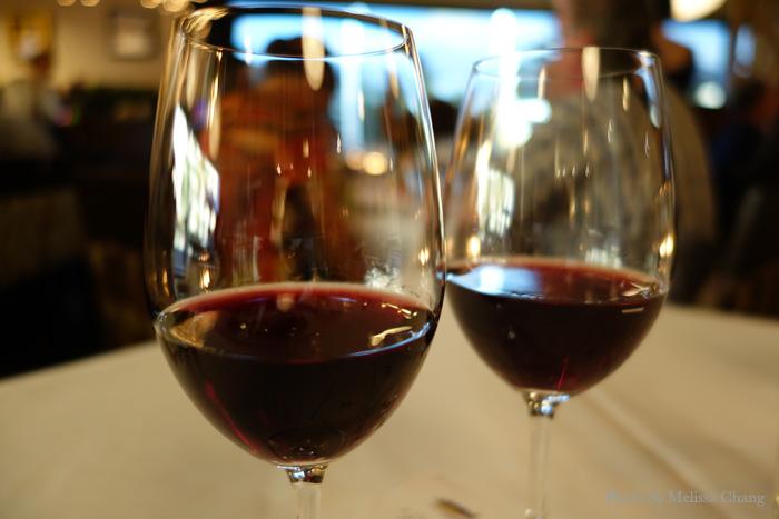 From left: 2012 Domaine de la Cote Pinot Noir, Santa Rita Hills.