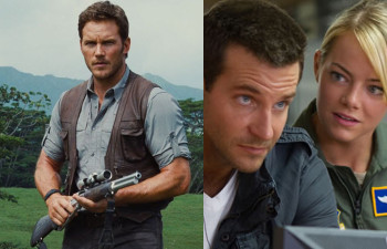 Jurassic World vs Aloha