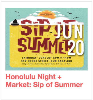 HNM Sip of Summer