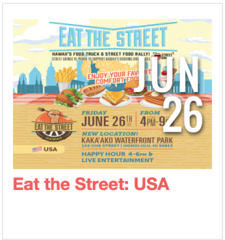 Eat the Street: USA