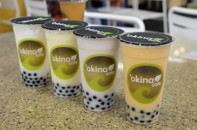 Drink additions, including boba, are free of charge. They plan to add azuki beans and taro chunks in the future.