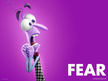 Inside Out Fear