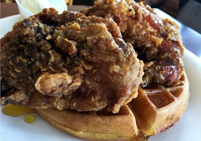Our Top 5: Chicken and waffles | Frolic Hawaii