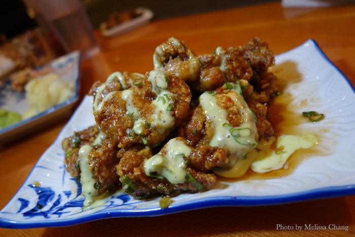 Chicken karaage.