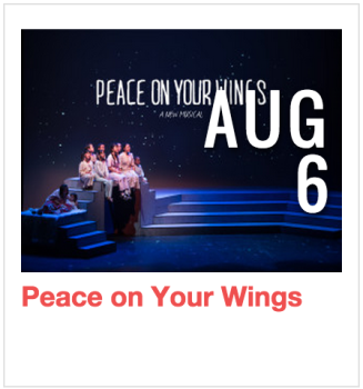 Peace on Your Wings