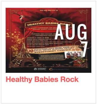 Healthy Babies Rock