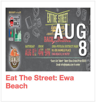 Eat the Street: Ewa Beach