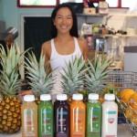 Shaka Juice - owner Juri Ko Edwards