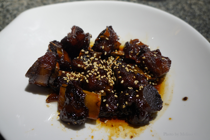 Sweet and sour spareribs, $7.99.