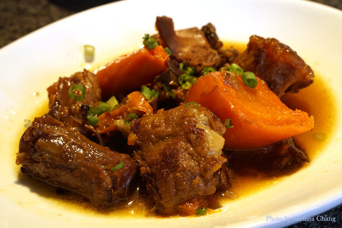 Chef's special oxtail, $12.99.