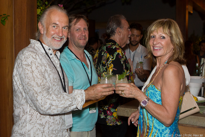 You might recognize Chef Hubert Keller (left) from TV, or as that DJ who throws down amazing sets each year at the Hawaii Food & Wine After-Party.