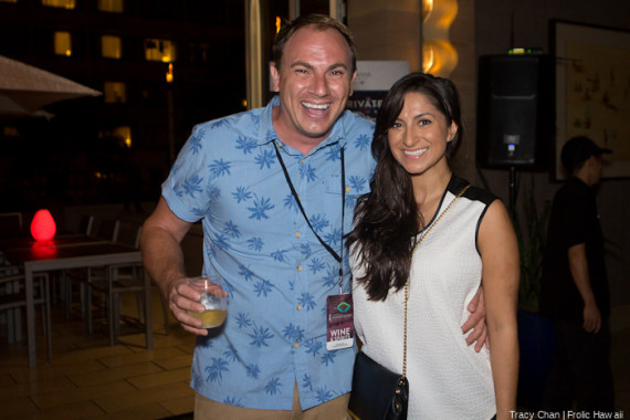 Kyle Reutner of Pig & The Lady's bar and Hawaii Bitters.
