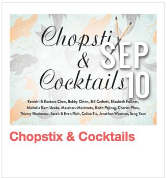 Chopstix & Cocktails