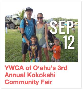YWCA Kokokahi Community Fair