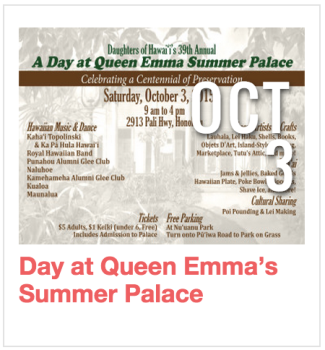 A Day at Queen Emma Summer Palace