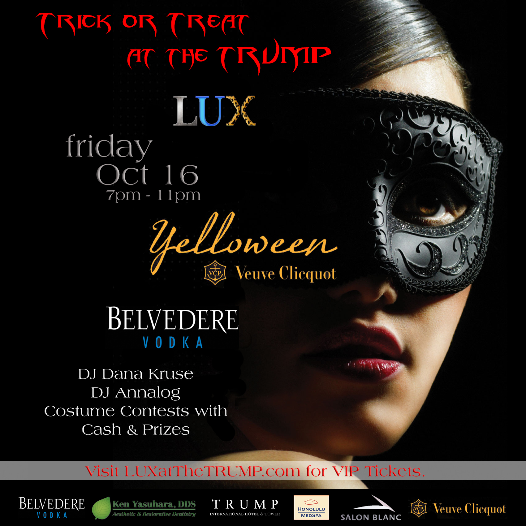 What\'s happening for Halloween | Frolic Hawaii