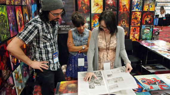 AHCC - Artists Alley