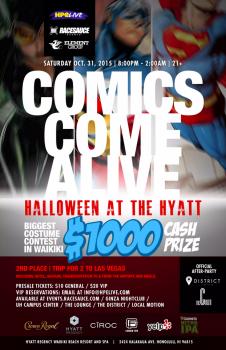 comics come alive