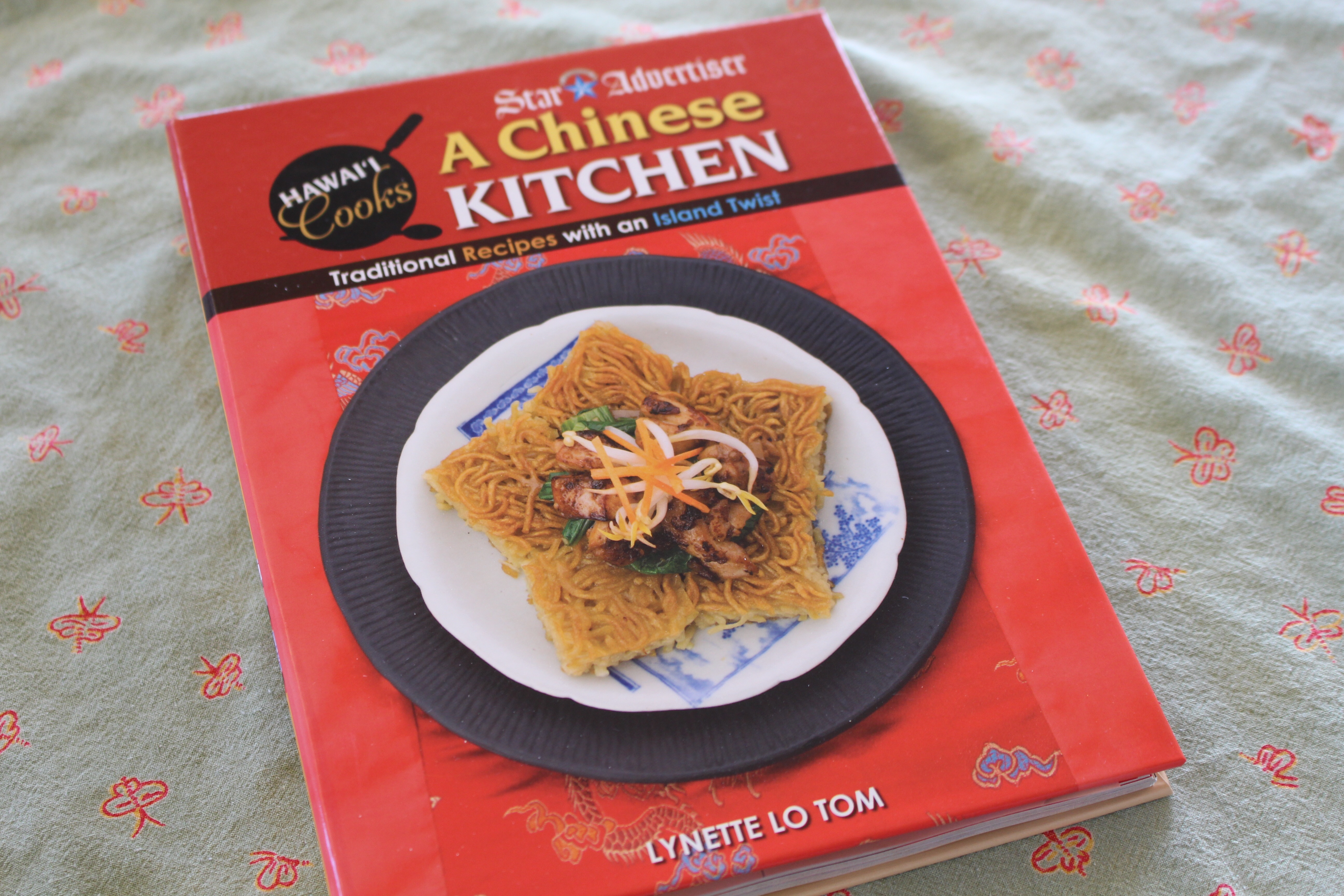 In the kitchen with lynette lo tom frolic hawaii toms a chinese kitchen is a collection of 112 chinese recipes from her mother family friends notable local chinese restaurants and more forumfinder Choice Image