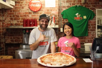 Known for having the best pizza on the north shore, Jerry's Pizza has expanded to Kalihi.
