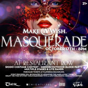 make a wish masquerade