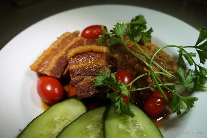 Pork kakuni, $7 from 5 to 7 for happy hour; pork kakuni don is $16 after 7 p.m.
