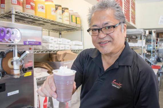 Hank's Ice Coffee