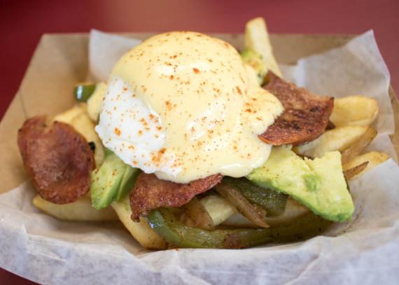 Hank's Breakfast Fries