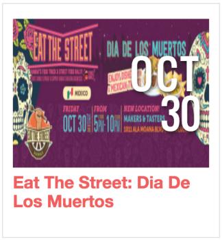 Eat the Street: Dia De Los Muertos