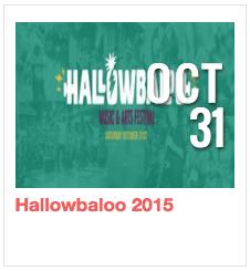 Hallowbaloo 2015