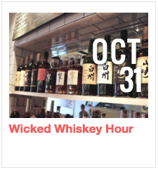 Wicked Whiskey Hour