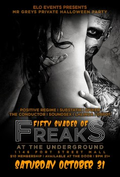 Fifty Shades of Freaks