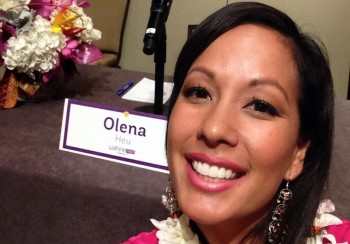 Wahine Forum 2015 - What to do when life throws you a curveball panelist.