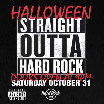 straight outta hard rock
