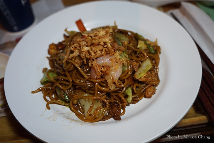 Indonesian mi goreng, which was one of my favorites for some reason. I think I liked the shoyu flavor, like a comfort food.