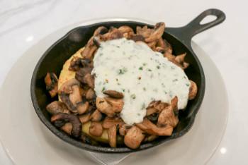 Magnolia Wild Mushroom Roast