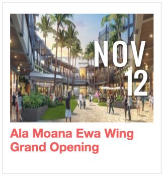 Ala Moana Ewa Wing