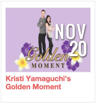 Kristi Yamaguchi's Golden Moment