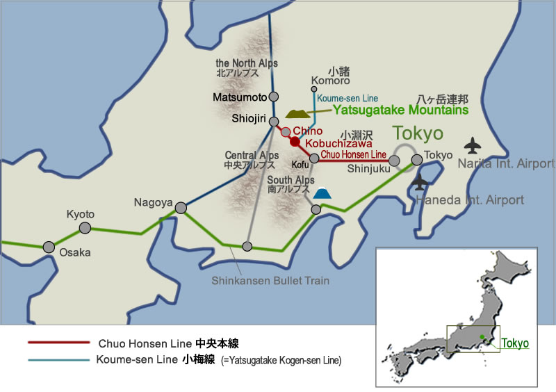 kobuchizawa-yatsugatake-map