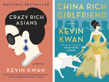 CrazyRichAsians covers