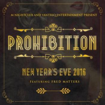 Prohibition Block Party